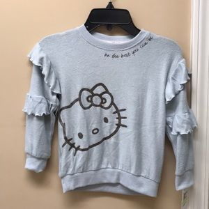 🎉 Hello kitty size 4 shirts